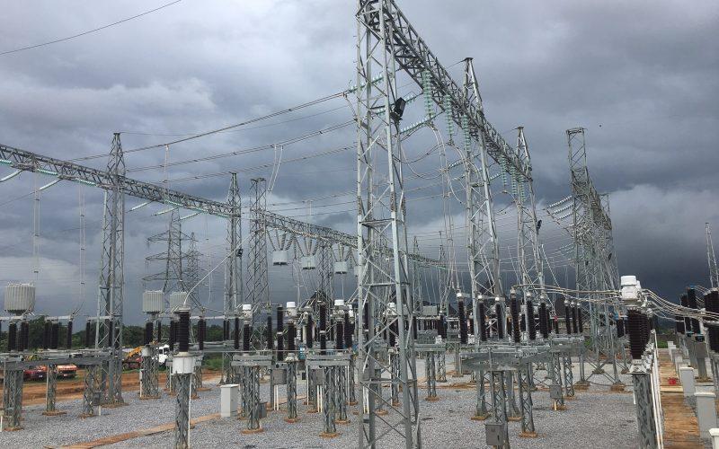 ccc-nigeria-13233kV Kukwaba Substation (1)
