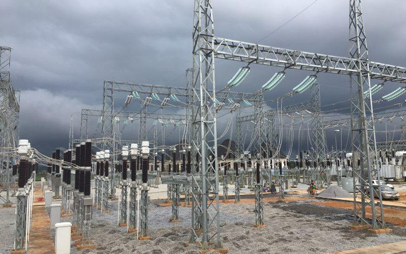 ccc-nigeria-13233kV Kukwaba Substation (2)