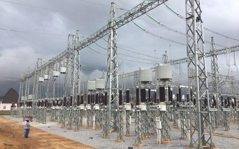 ccc-nigeria-13233kV Kukwaba Substation (4)